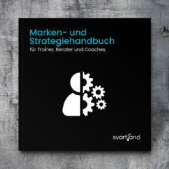Marken- und Strategiehandbuch für Berater, Trainer und Coaches - Cover