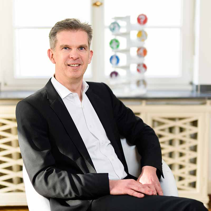 Marketing Referenz - Berater Markus Brand