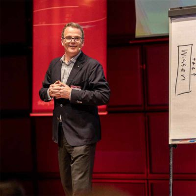 Marketing Referenz - Trainer Thomas Unger