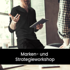 Der Marken- und Strategieworkshop für ambitionierte Berater, Trainer & Coaches