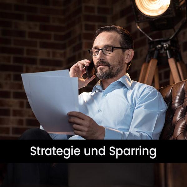 Strategie & Sparring für Berater, Trainer und Coaches